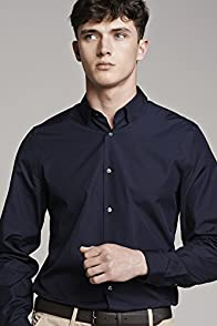 City Poplin Comfort Stretch Non Button Down