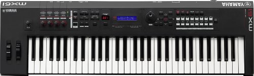 Yamaha Mx61 61-Key Keyboard Production Station