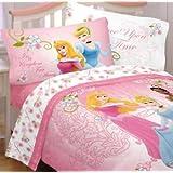 Disney Princess Your Royal Grace Standard Size Reversible Pillowcase
