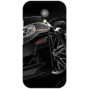 Motorola Moto G (2nd Gen) Back Cover - Big Wheels Designer Cases
