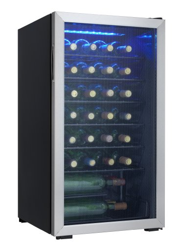 Best Review Of Danby 36 Bottle Freestanding Wine Cooler