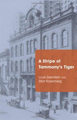 A Stripe of Tammany's Tiger PDF