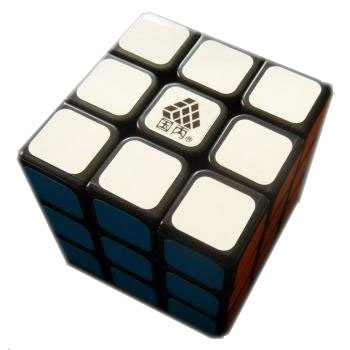 Black Type C V WitYou 3x3x3 Cube Puzzle