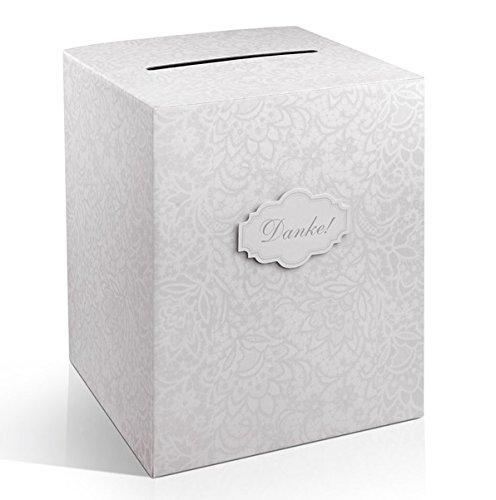 Geldbox Geschenkkarten Box Danke Zur Hochzeit Hochzeitsgeschenk