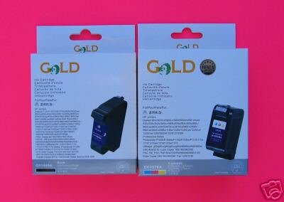 Gold 51645A & C6578A