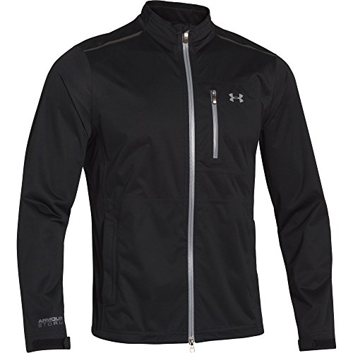 Under Armour Armourstorm Jacket - Men's Black / Steel / Stee