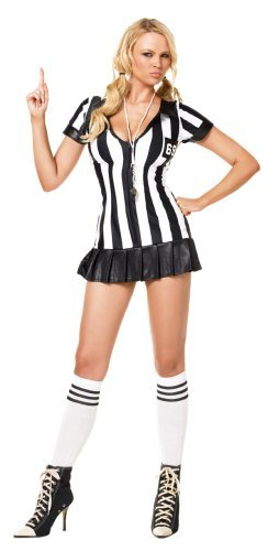 Leg Avenue Game Official Referee costume – 83067