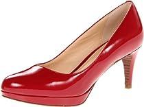 Hot Sale Cole Haan Women's Chelsea Low Dress Pump,Velvet Red,5 B US