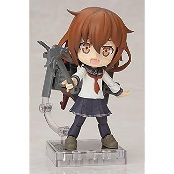艦隊これくしょん -艦これ- キューポッシュ 雷 (NONスケール PVC塗装済み可動フィギュア)