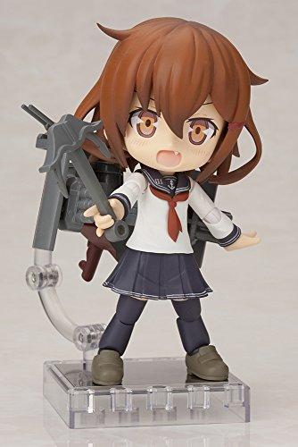 キューポッシュ 艦隊これくしょん -艦これ- 雷 ノンスケール PVC製 塗装済み可動フィギュア