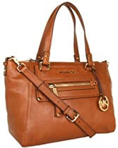 Hot Sale Michael Kors Gilmore Large E/W Satchel (Luggage)