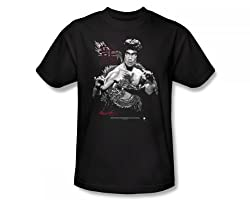 Bruce Lee The Dragon Japan Martial Arts Kung Fu Legend T-Shirt Tee