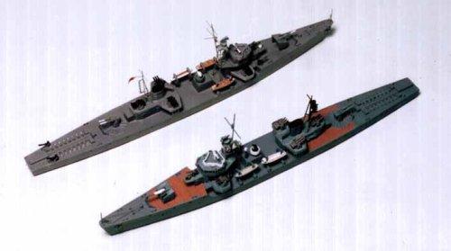 1/700 日本海軍 海防艦 鵜来型 三式投射機 W53