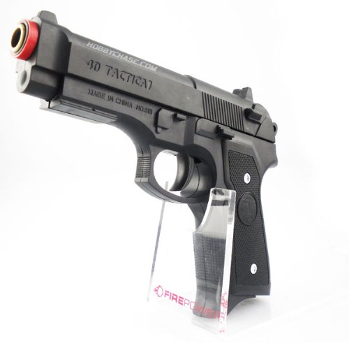 Spring M8 Tactical SWAT Pistol 300-FPS Airsoft Gun