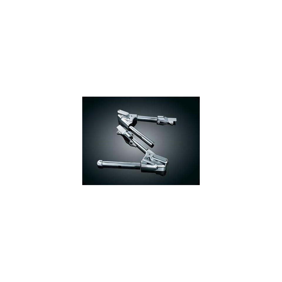 Kuryakyn 8284 Swingarm Cover Set For Harley Davidson Softail Deuce