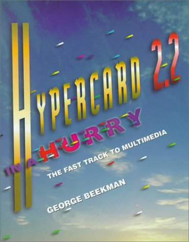 HyperCard 2 2 in a Hurry