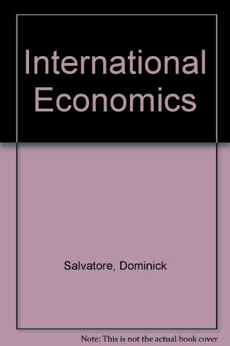 International Economics PDF