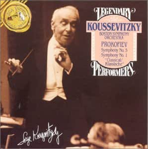 Prokofiev Symphonies 1 & 5