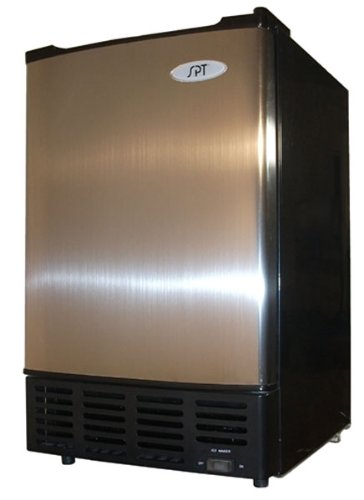 6 Lb Under Counter Ice Maker front-804472