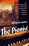 The Pianist (0312996047) by Wladyslaw Szpilman