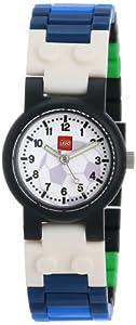 Lego 4193356 - Reloj analógico unisex de cuarzo