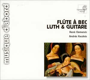 Recorder Lute & Guitar