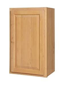 All Wood Cabinetry W1830l Vhs 18 Inch Wide By 30 Inch High Factory Assembled Ready To Install