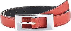 Midas Women's Belt (H609_34 , Red)