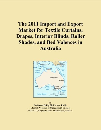 The 2011 Import and Export Market for Textile Curtains, Drapes, Interior Blinds, Roller Shades, and Bed Valences in Australia