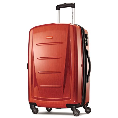 Samsonite Luggage Winfield 2 Fashion HS Spinner 28, Orange, One Size image