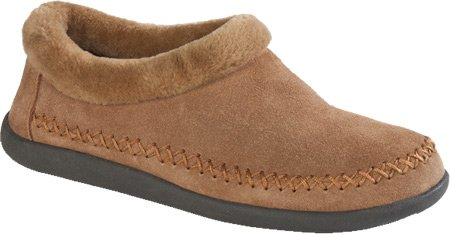 Cheap Tempur-Pedic Women's Suede Moc Slippers (B007M2HWVO)