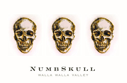 "2012 Mark Ryan ""Numbskull Bdx"" Walla Walla Valley Blend Of Cab, Merlot & Petit Verdot 750 Ml"