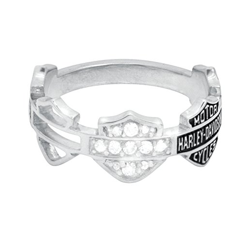 Harley-Davidson® MOD® Multi B&S Band Ring HDR0227 (7)