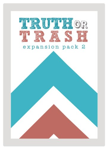 Truth or Trash - Card Game - Expansion Pack 2