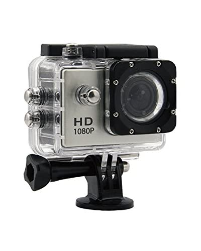 iPM Y6L Full HD 1080P Waterproof Sports Action Camera, Silver