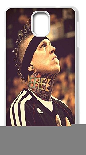 Birdman£¨Chris Andersen£© Case Cover for Samsung Galaxy Note 3 N9000,Hoopster Case for Samsung Galaxy Note 3 N9000 with WOQA615860.