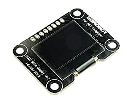 Oled 9664 Color Display Module(.Net Gadgeteer Compatible)/Oled Technology Is Used In Commercial Applications Such As Displays For Mobile Phones And Portable Digital Media Players