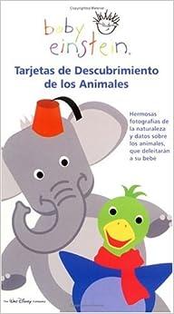 Baby Einstein: Tarjetas de descubrimiento de los animales: Animal