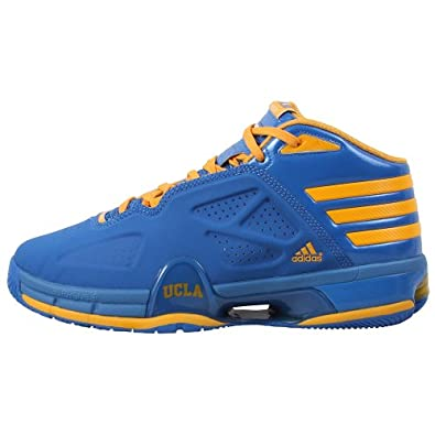 Adidas Men's TS Lightning Creator College UCLA Basketball men's 9.5