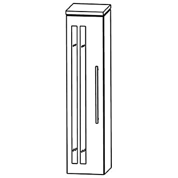 Cool Puris Line Cabinet (MNA843A5GL / R Tall, 30 CM