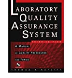 img - for [ The Laboratory Quality Assurance System: A Manual of Quality Procedures and Forms By Ratliff, Thomas A, Jr. ( Author ) Paperback 2003 ] book / textbook / text book
