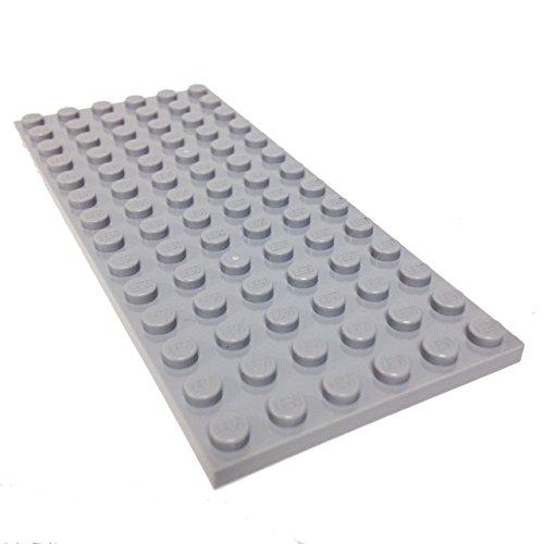 Lego Parts: Plate 6 x 14 (LBGray) - 1
