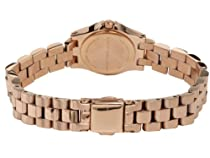 Marc-Jacobs Henry Dinky Rose Gold Watch MBM3203