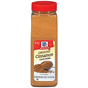 McCormick Ground Cinnamon, 18-Ounce