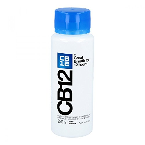 Meda Pharma CB 12 - Collutorio, 250 ml