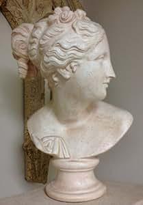 Classic Sculpture Of Aphrodite Bust Famous