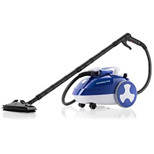 Reliable E40 Enviromate Viva Deluxe Steam Cleaner with Continuous Steam System