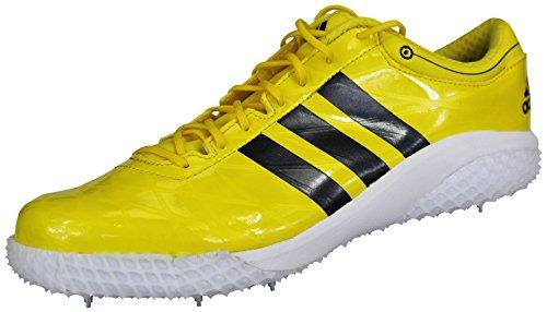 Adidas Spikes Scarpe Atletica salto in alto Sport Adizero Unisex HJ Q34081 Taglia 48 2/3