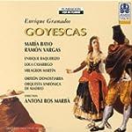 Goyescas
