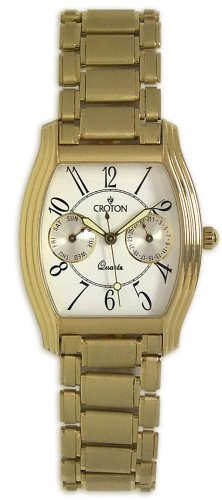 Croton 18K Solid Gold Men's Watch - CR2150